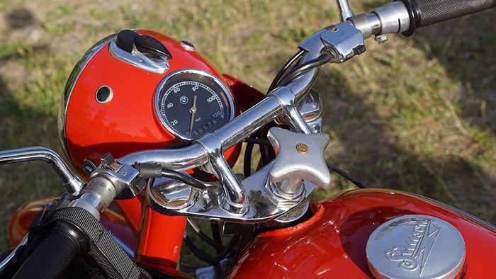 Señal V16 para motos